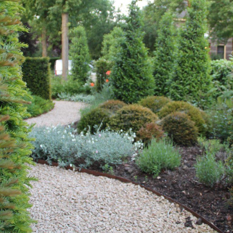 speelse tuin planten