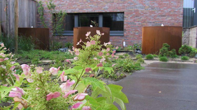 japanse tuin bloemen